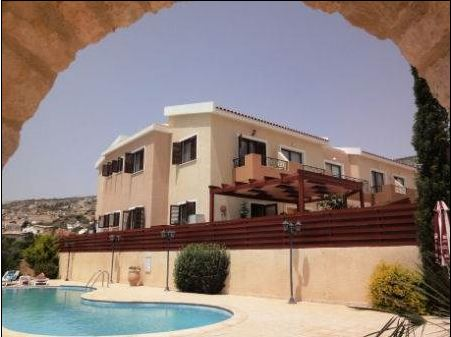 Peyia semi detached property