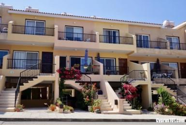 Peyia Spacious 2 Bedroom Townhouse with Sea & Mountain Views