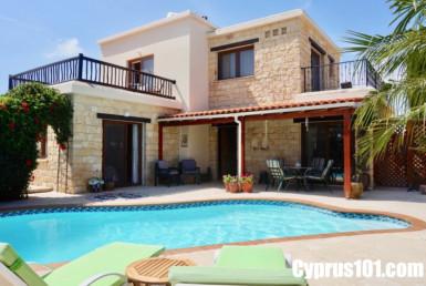 Tremithousa Villa Paphos Cyprus