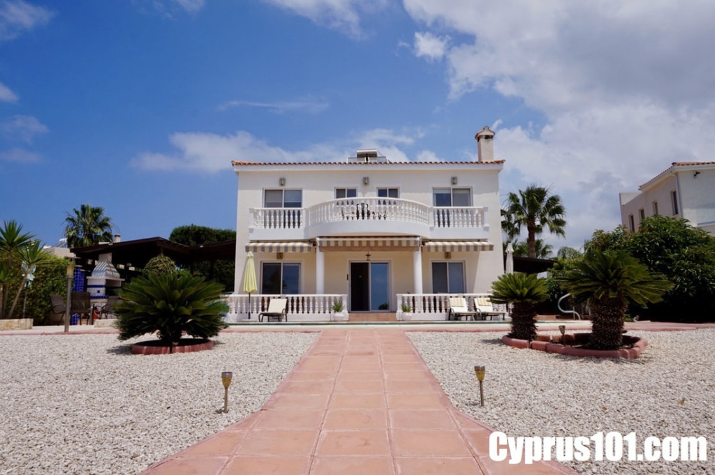 Agios Georgios Luxury Villa