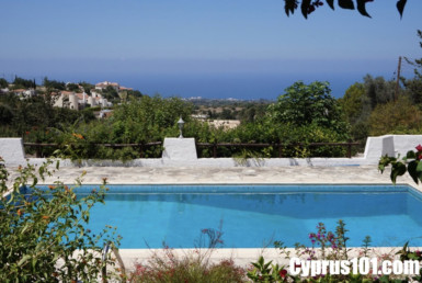 Kamares bungalow for sale in Paphos, Cyprus