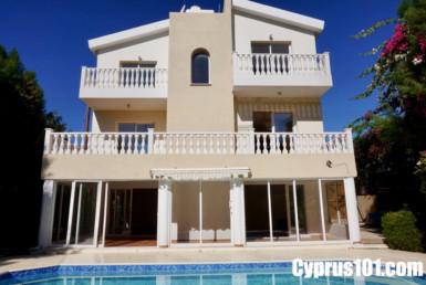 Chloraka Paphos Cyprus Villa