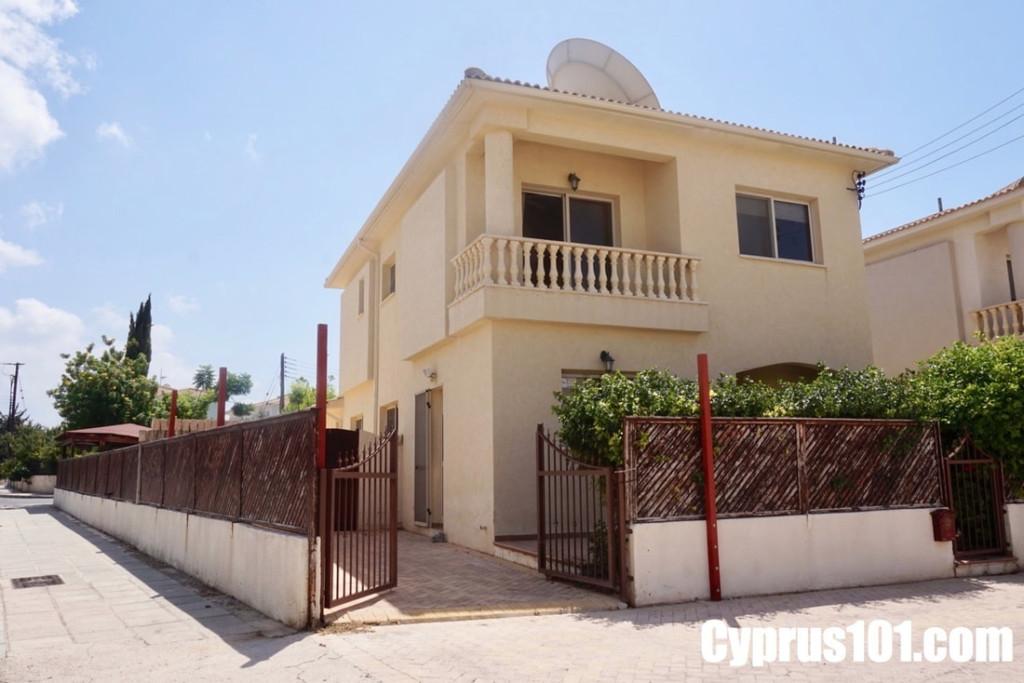 Mandria Paphos villa