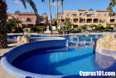 Sea Side location in Kato Paphos