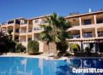 1- Kato Paphos luxury apartment on exclusive development