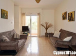 13- Peyia Spacious One Bedromm Apartment