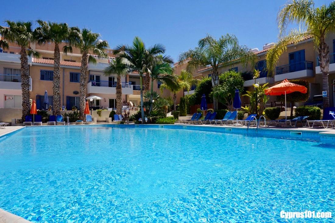 Kato Paphos Holiday Rental Property