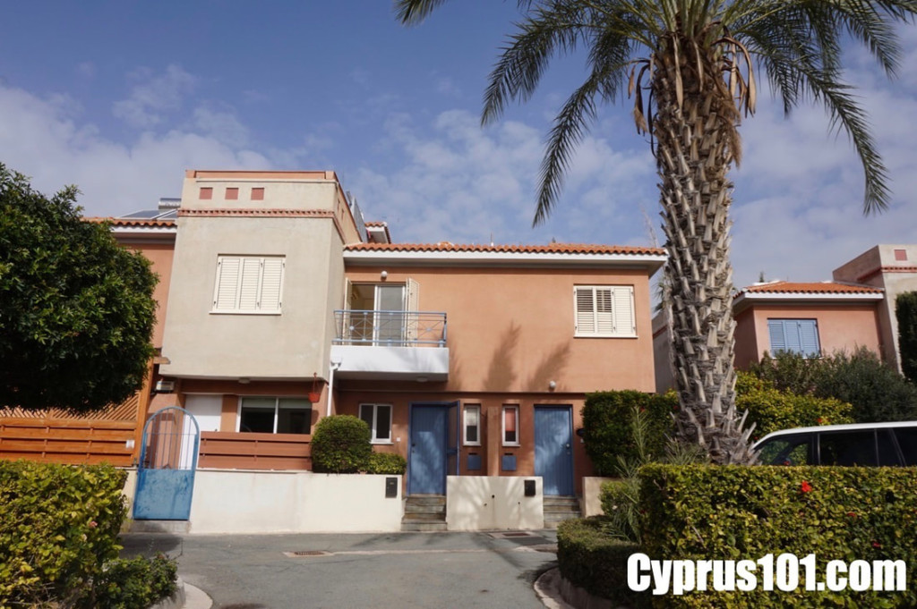 Property in Kato paphos for sale