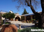 Mesogi stone bungalow for sale Paphos Cyprus