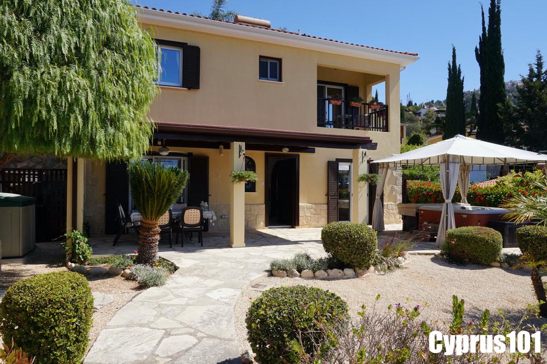 Kamares Villa #807 Cyprus101