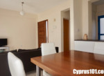 16 - Charming Chloraka 2 Bedroom Semi-Detached Townhouse with Sea Views - MLS 826