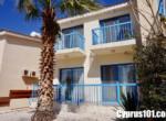 2 - Charming Chloraka 2 Bedroom Semi-Detached Townhouse with Sea Views - MLS 826