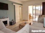 21- Stylish Peyia 2 Bedroom Ground Floor Apartment with Fantastic Outdoor Leisure Space - MLS 825