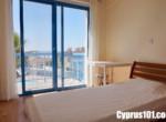 25 - Charming Chloraka 2 Bedroom Semi-Detached Townhouse with Sea Views - MLS 826