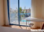 26 - Charming Chloraka 2 Bedroom Semi-Detached Townhouse with Sea Views - MLS 826