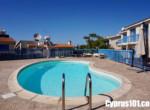 4 - Charming Chloraka 2 Bedroom Semi-Detached Townhouse with Sea Views - MLS 826