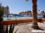 5 - Charming Chloraka 2 Bedroom Semi-Detached Townhouse with Sea Views - MLS 826