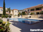 5- Stylish Peyia 2 Bedroom Ground Floor Apartment with Fantastic Outdoor Leisure Space - MLS 825