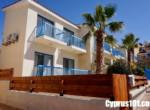 6 - Charming Chloraka 2 Bedroom Semi-Detached Townhouse with Sea Views - MLS 826