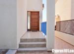 7 - Charming Chloraka 2 Bedroom Semi-Detached Townhouse with Sea Views - MLS 826