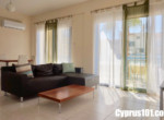 9 - Charming Chloraka 2 Bedroom Semi-Detached Townhouse with Sea Views - MLS 826