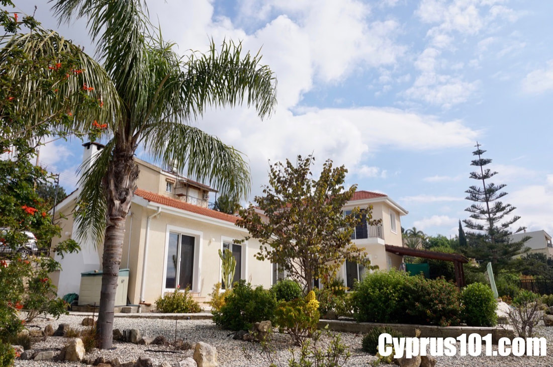 Nata Villa for sale Paphos Cyprus