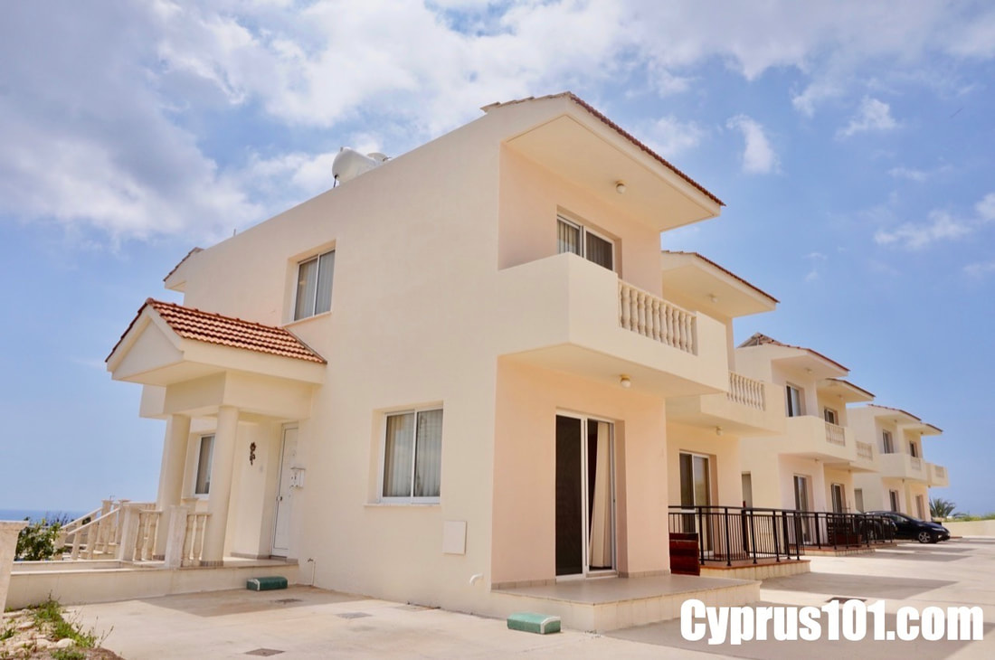 Lower Peyia villa for sale in Paphos
