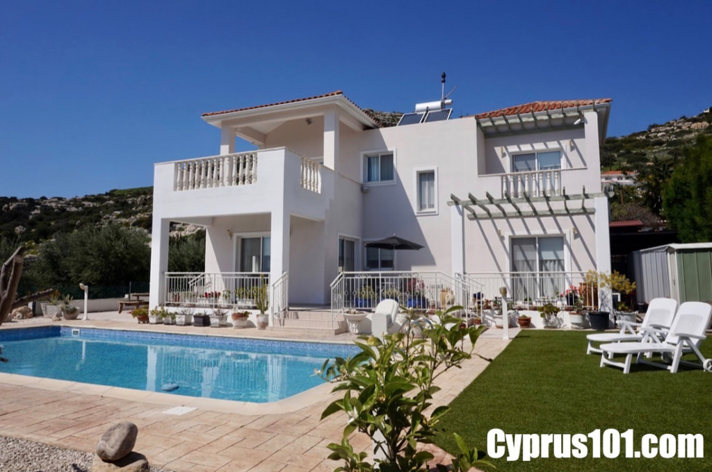 Lower Peyia Villa for Sale