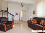 12-Peyia villa for sale within walking distance to shops and restaurants & minutes drive from Coral Bay.