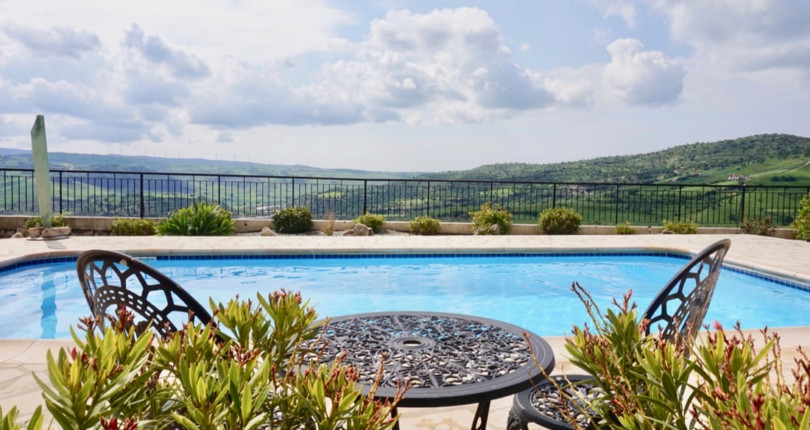 Nata Villa with Stunning Panoramic Views