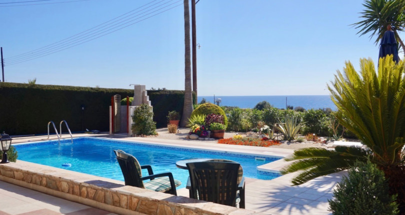 Detached Bungalow For Sale in Sea Caves, Peyia