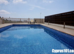 8-Peyia villa for sale within walking distance to shops and restaurants & minutes drive from Coral Bay.
