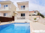 9-Peyia villa for sale within walking distance to shops and restaurants & minutes drive from Coral Bay.