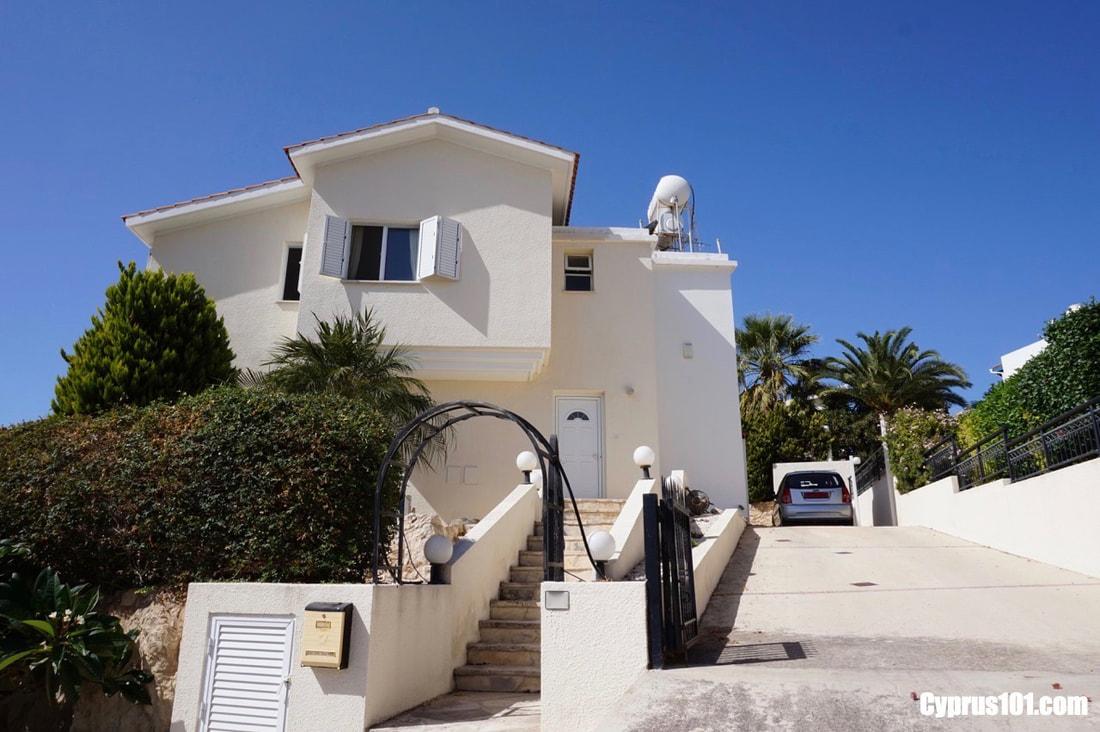 Tremithousa Villa for sale