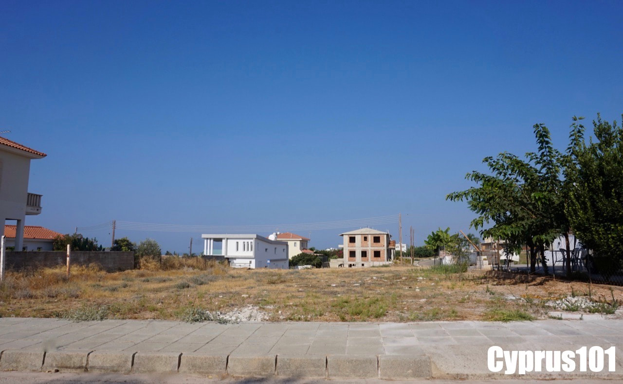 Timi land for sale Paphos