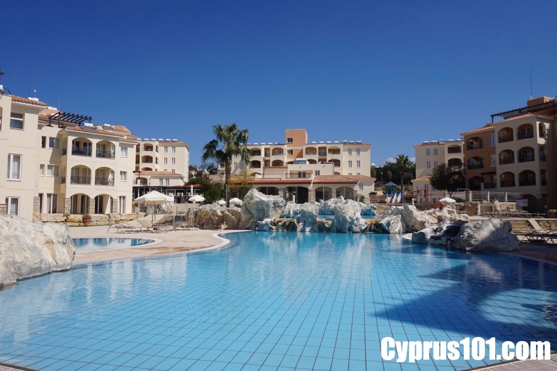 Reduced – Studio For Sale on Fantastic Holiday Resort in Chloraka