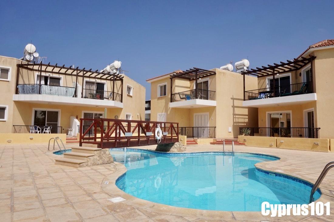 Kato Paphos apartment