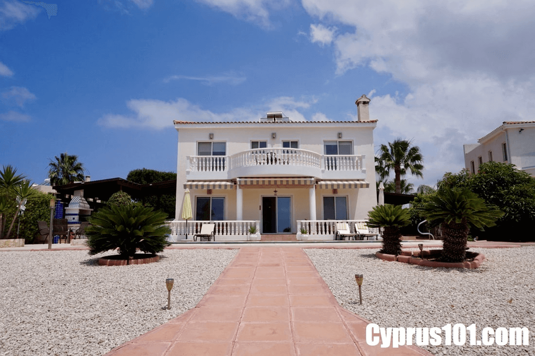 Price drop on Agios Georgios Villa €650,000  Property # 752