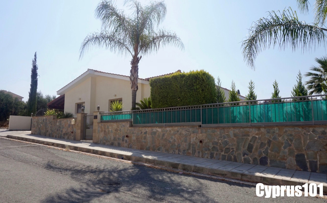 Tala Bungalow in Paphos Cyprus