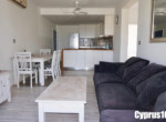 8- Luxury Ground Floor Apartment Walking Distance to Amenities, Peyia - MLS 888
