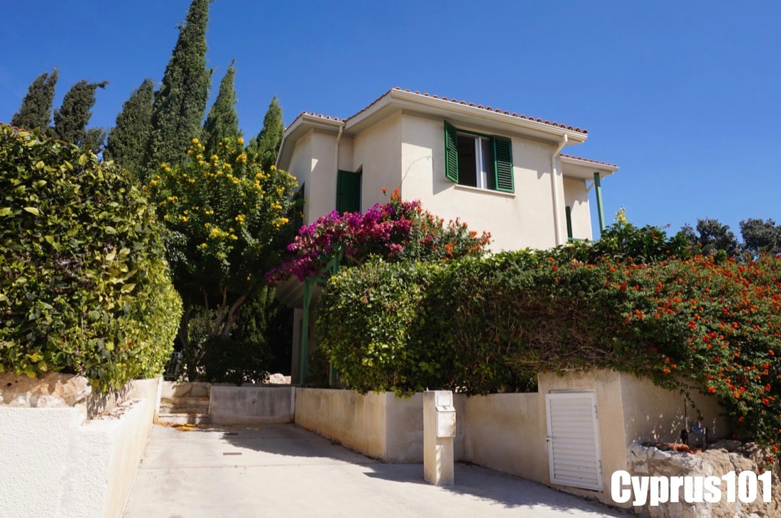 Tremithousa Paphos Villa for Sale