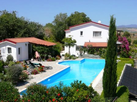 Lovely Country Villa Strombi – Paphos – Cyprus