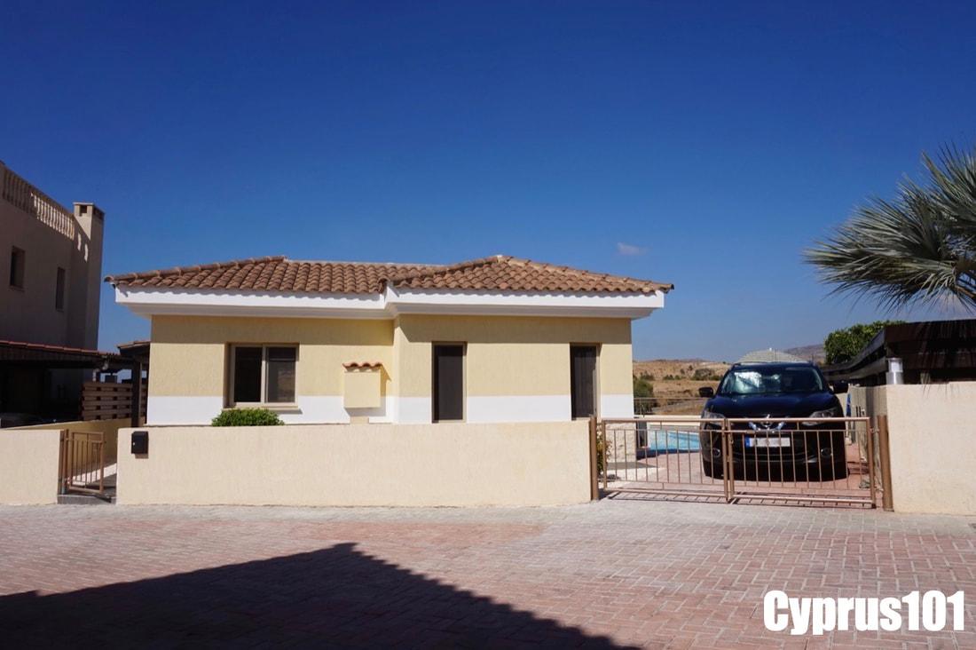 Anarita Bungalow for Sale Paphos