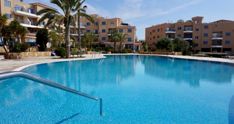 Apartment in Kato Paphos For Sale