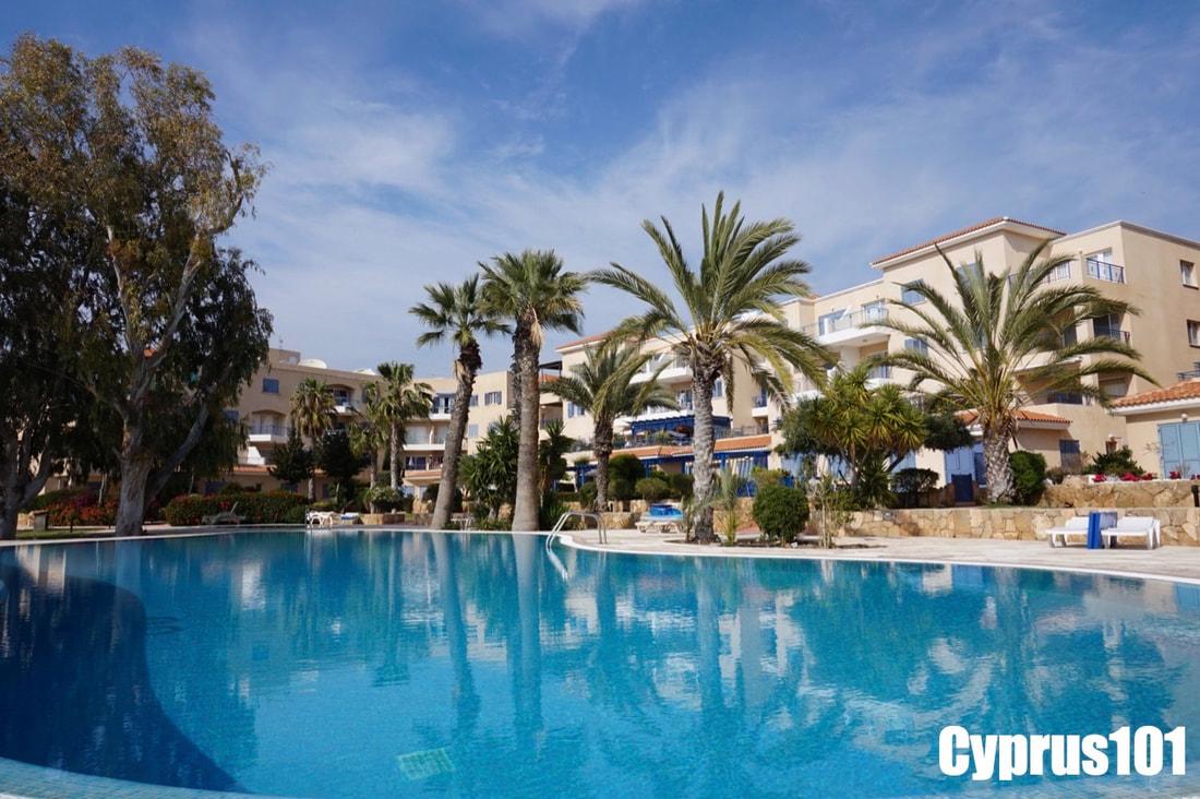 Kato Paphos apartment for sale Cyprus