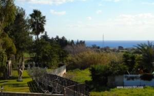 Sea view in Anarita Paphos