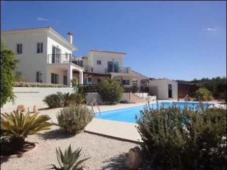 Luxury Peyia Villa Pool & Garden - Sea Views