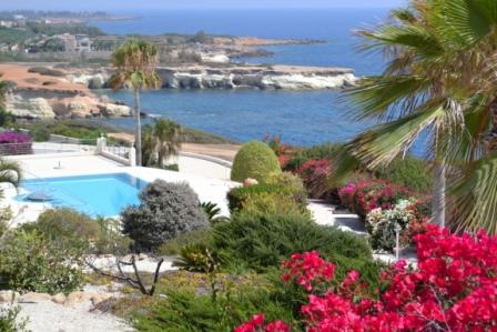Seacaves Paphos Cyprus