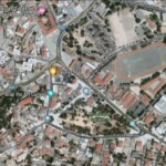 map of office in Paphos Cyprus