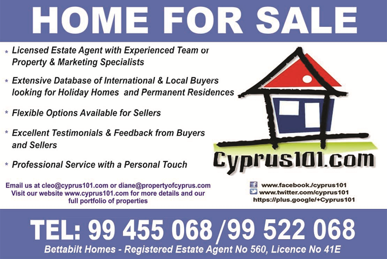 selling property in paphos cyprus